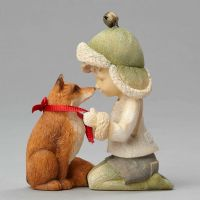 Heart of Christmas - Elf with Fox